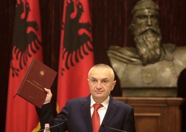 Αλβανία : Υπερψηφίστηκε η πρόταση μομφής κατά του Προέδρου της χώρας | tovima.gr