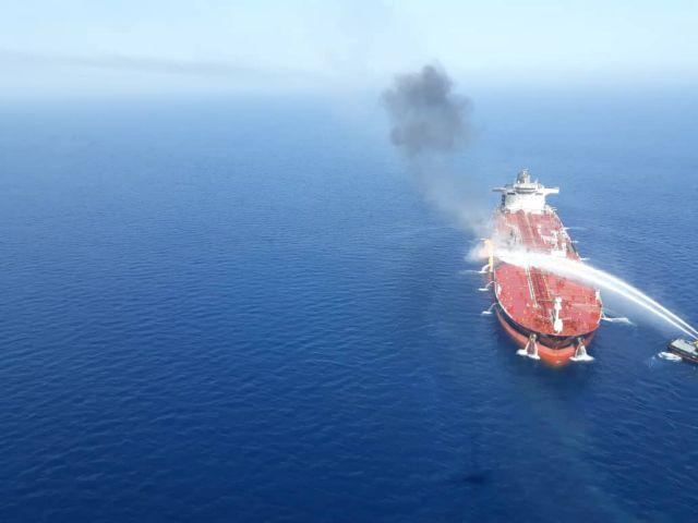 Κόλπος Ομάν : Εκρηκτικός μηχανισμός στο ένα από τα δύο τάνκερ | tovima.gr