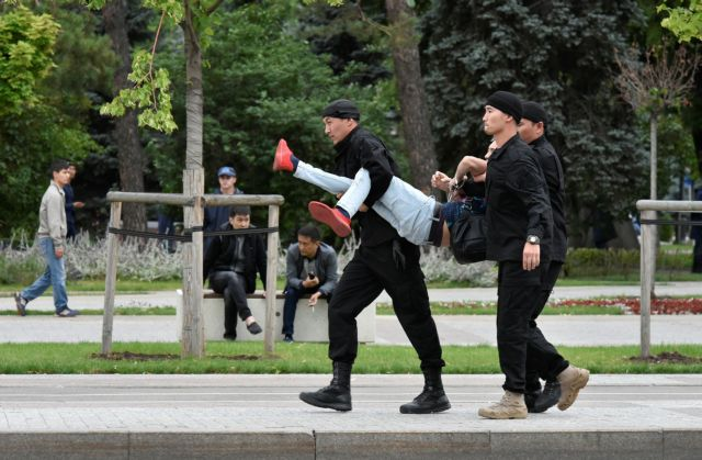 Καζακστάν: Δεκάδες συλλήψεις στις διαδηλώσεις κατά του νέου προέδρου | tovima.gr