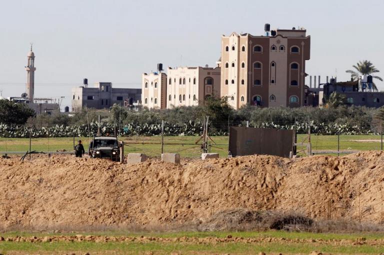 Λωρίδα της Γάζας: Ισραηλινή αεροπορική επιδρομή μετά από εκτόξευση ρουκέτας | tovima.gr