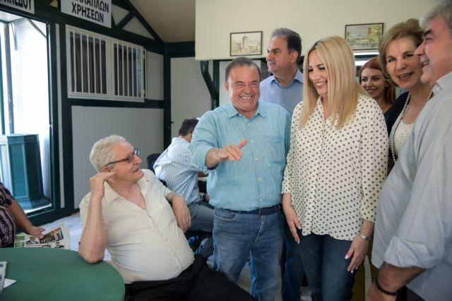 Γεννηματά: Η ψήφος στο ΚΙΝΑΛ εγγύηση για καλύτερη ζωή | tovima.gr