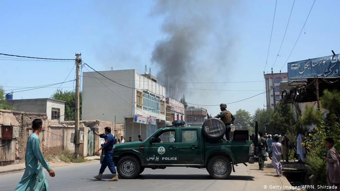 «Από το IS στο Αφγανιστάν η μεγαλύτερη απειλή για τη Δύση» | tovima.gr