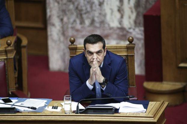 Δυσοίωνo το μέλλον ΣΥΡΙΖΑ όταν χάσει στην εθνική κάλπη – Δείτε την ανάλυση Μαυρή | tovima.gr