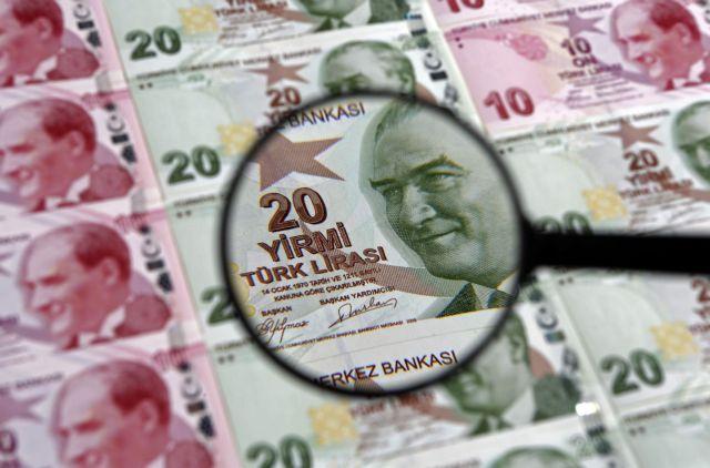 Αμερικανική… τορπίλη στην τουρκική λίρα – Υποβάθμιση από τον Moody's | tovima.gr
