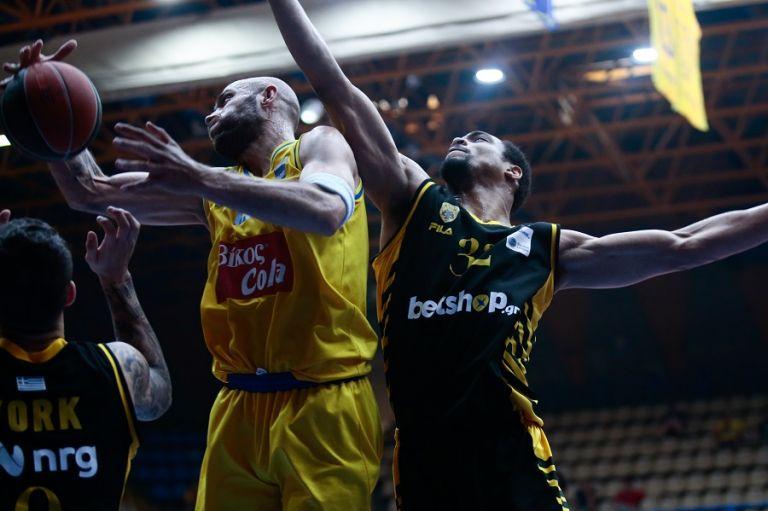 Τρίτη θέση με σούπερ Χάντερ η ΑΕΚ | tovima.gr