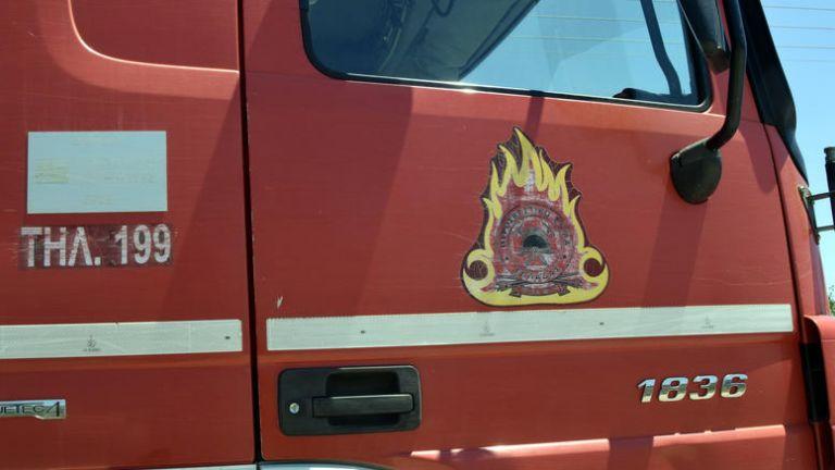 Υπό έλεγχο η φωτιά στο Καλαμίτσι Χαλκιδικής | tovima.gr