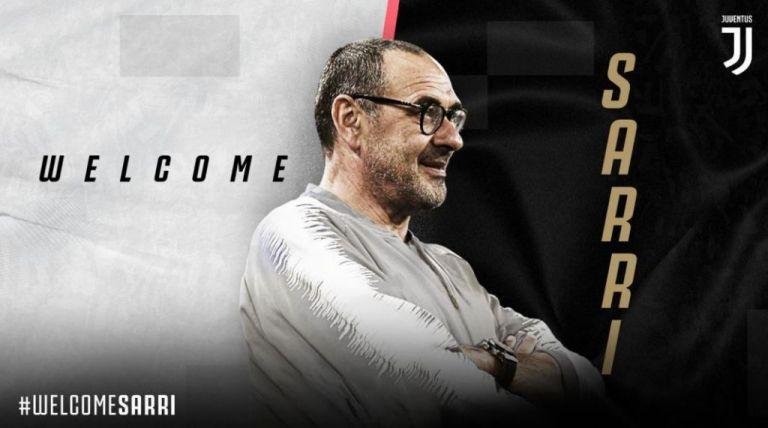 Επίσημο: Νέος προπονητής της Γιουβέντους ο Σάρι | tovima.gr