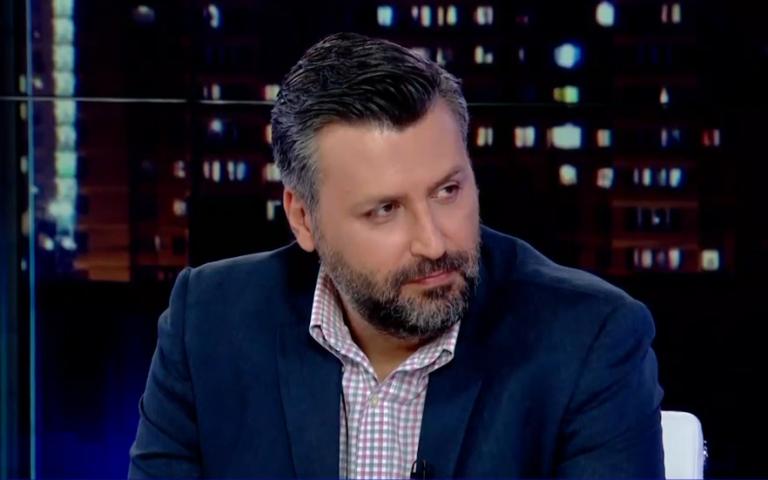 Γ. Καλλιάνος στο One Channel: Δεν μου αρέσει να λέγομαι πολιτικός | tovima.gr