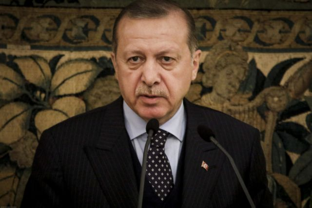 Ερντογάν : Ο Μακρόν είναι ατζαμής… γιατί παρείχε στήριξη στη Λευκωσία | tovima.gr