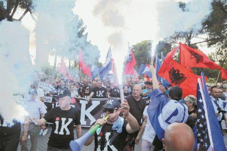 Αλβανικός «εμφύλιος» χωρίς όρια και προοπτική | tovima.gr