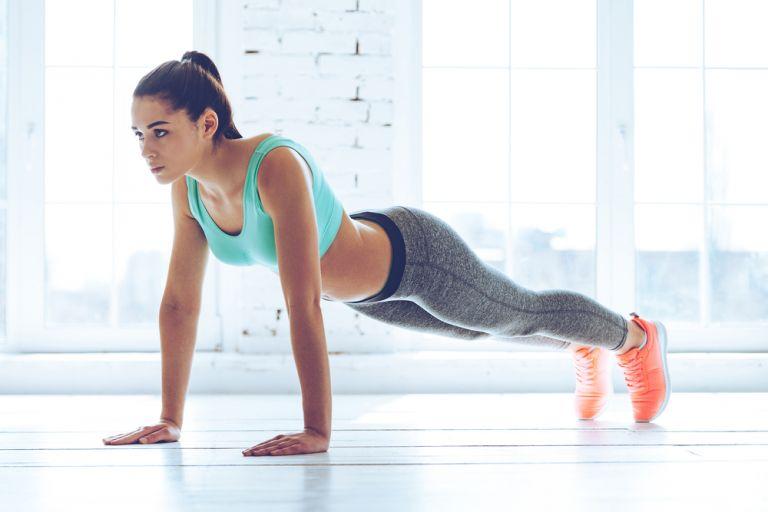 Ασκήσεις σανίδας για καλλίγραμμο σώμα | tovima.gr
