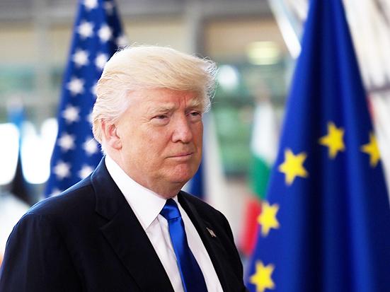 Ο Τραμπ κατηγορεί για προδοσία τους New York Times | tovima.gr