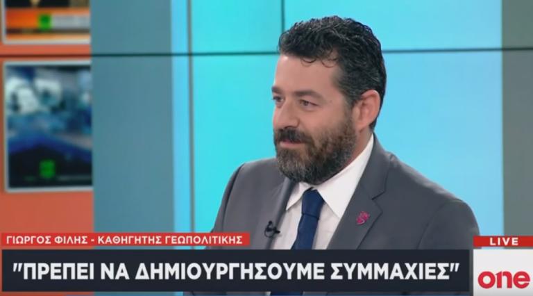 Γ. Φίλης στο One Channel: Δεν ήταν τυχαίο ότι πήγε για ψάρια ο Αποστολάκης | tovima.gr