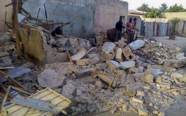 Νιγηρία: Τουλάχιστον 30 νεκροί σε τριπλή επίθεση αυτοκτονίας | tovima.gr