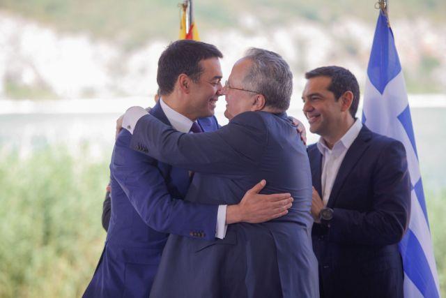 Ο Κοτζιάς δεν ξεχνά τη Συμφωνία των Πρεσπών | tovima.gr
