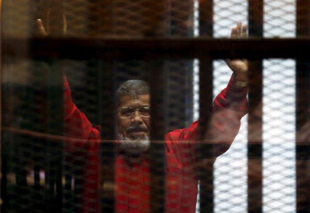 Αίγυπτος : Πέθανε ο πρώην πρόεδρος Μόρσι κατά τη διάρκεια της δίκης του | tovima.gr