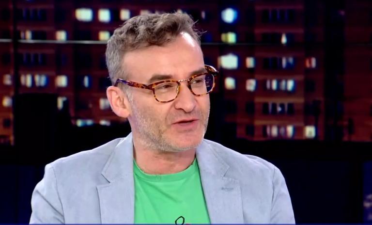 Ν. Ορφανός στο One Channel: Τα κόμματα χρησιμοποιούν τους καλλιτέχνες ως «κράχτες» | tovima.gr