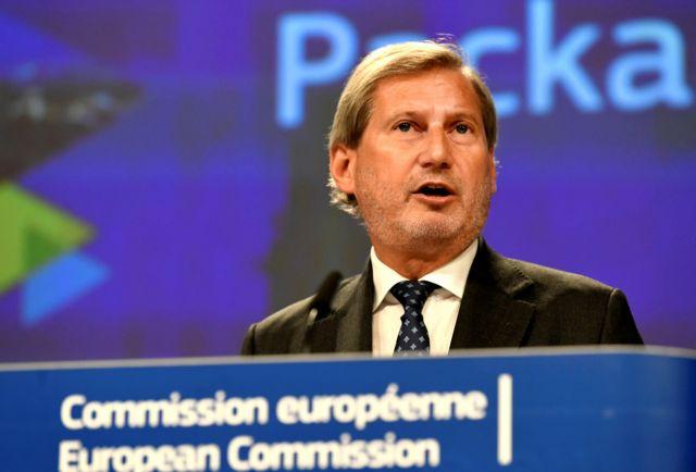 ΕΕ: Στον «πάγο» μέχρι το φθινόπωρο Βόρεια Μακεδονία και Αλβανία | tovima.gr