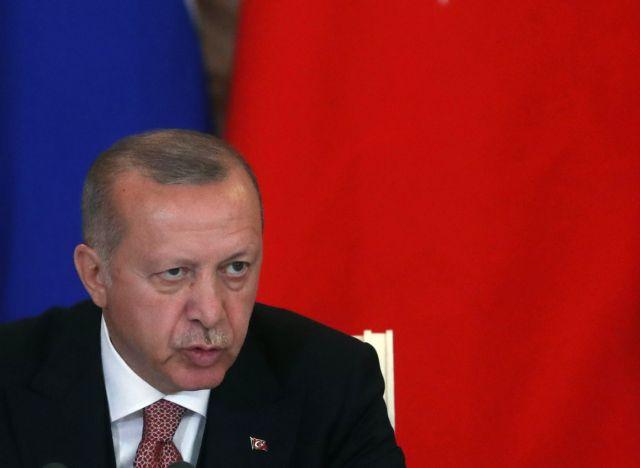 Ερντογάν προς ΕΕ: Κανείς δεν μπορεί να μας σταματήσει | tovima.gr