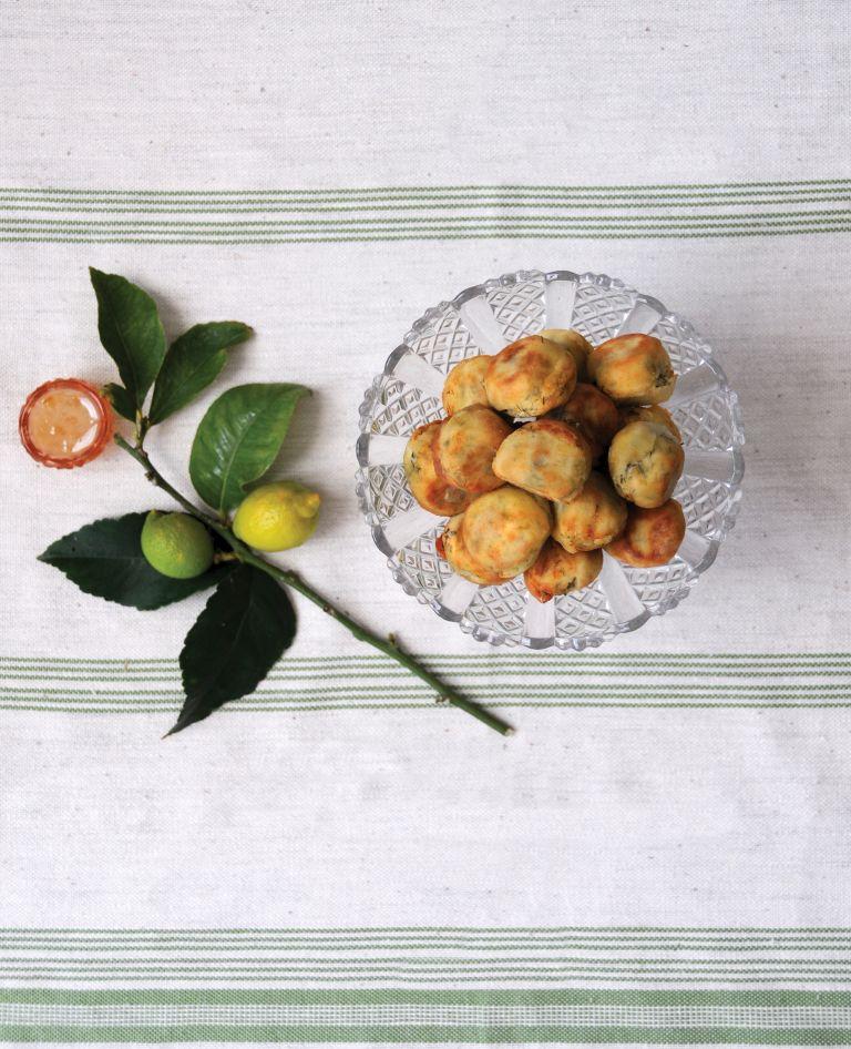 Σφουγγάτα σε μαρμελάδα λεμόνι | tovima.gr