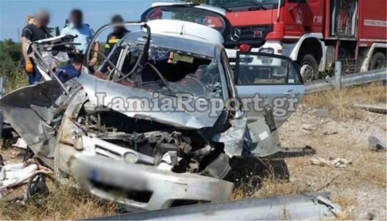 Τραγωδία στην άσφαλτο : Νεκρός 21χρονος που πήγαινε για μπάνιο με την αδερφή του   tovima.gr