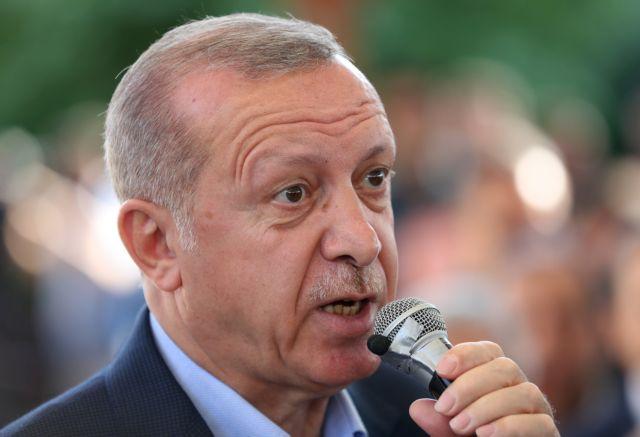 Ερντογάν: Ο πρώην πρόεδρος της Αιγύπτου Μοχάμεντ Μόρσι δεν πέθανε, δολοφονήθηκε | tovima.gr