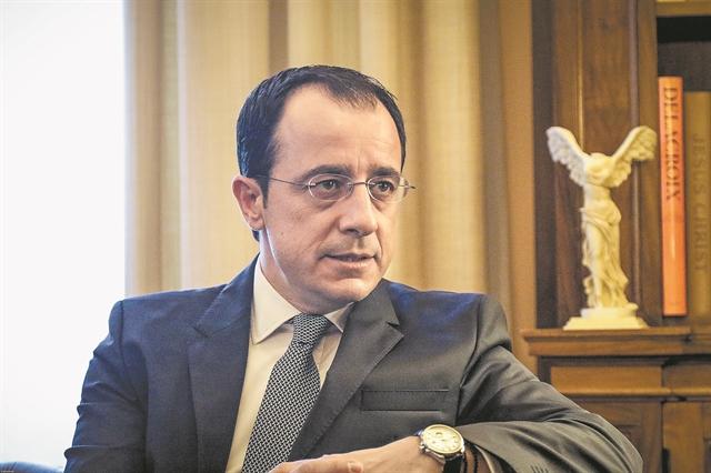 Αποκαλύψεις από τον κύπριο ΥΠΕΞ :  Πώς έπεισε τους εταίρους για κυρώσεις | tovima.gr