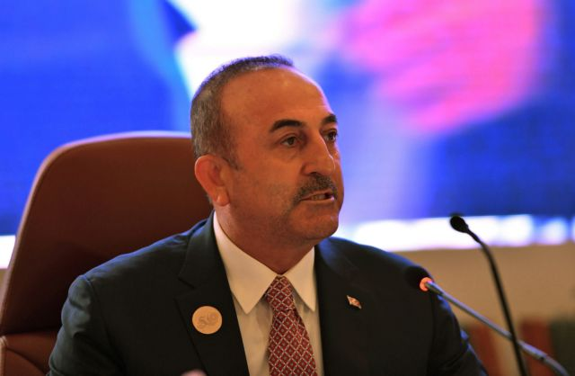 Cavusoglu: Ankara seeks to defend Turkish-Cypriots' rights in Cyprus' EEZ | tovima.gr