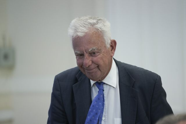 Ex-caretaker PM Pikrammenos tops ND statewide ticket | tovima.gr