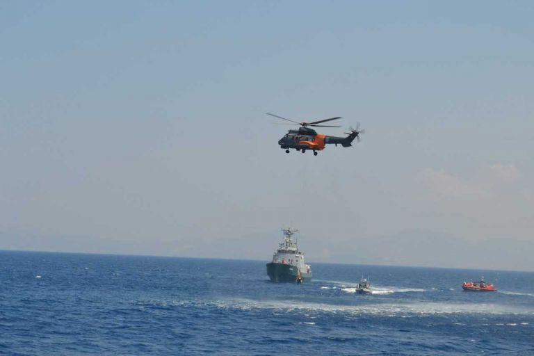 Λιμενικό: Άσκηση έρευνας – διάσωσης στη Κω (δείτε το βίντεο) | tovima.gr