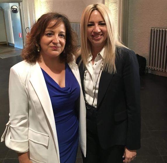 Συνάντηση Γεννηματά με την πρόεδρο της ευρωομάδας των σοσιαλιστών | tovima.gr
