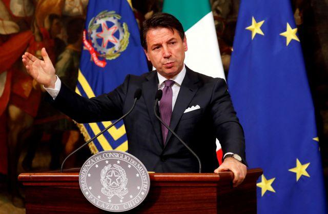 Ιταλία: Δεν θα παρεκκλίνουμε από τους ευρωπαϊκούς κανόνες | tovima.gr