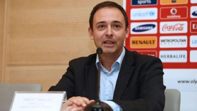 Νέος Διευθυντής Επικοινωνίας της ΠΑΕ Ολυμπιακός ο Νίκος Γαβαλάς | tovima.gr