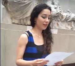 Μουσική διαμαρτυρία στο Βρετανικό Μουσείο για την επιστροφή των μαρμάρων του Παρθωνώνα | tovima.gr
