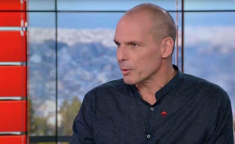 Γ. Βαρουφάκης στο One Channel: Αποκλείουμε συνεργασίες «τύπου Φρανκενστάιν»   tovima.gr