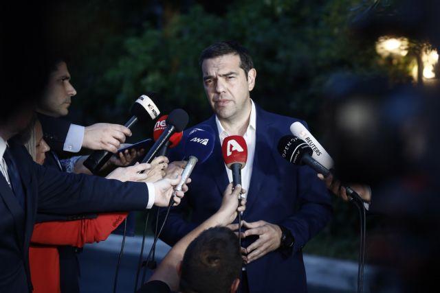 Τσίπρας: Αρωμα ντιμπέιτ στη διακαναλική συνέντευξή του | tovima.gr