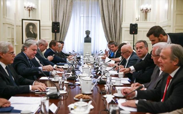 Συνεδριάζει την Τετάρτη το Εθνικό Συμβούλιο Εξωτερικής Πολιτικής | tovima.gr