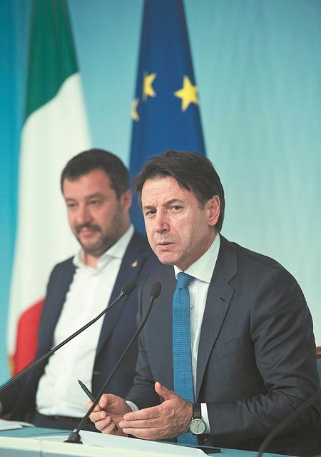Τα ομόλογα Σαλβίνι και οι φόβοι για Italexit | tovima.gr