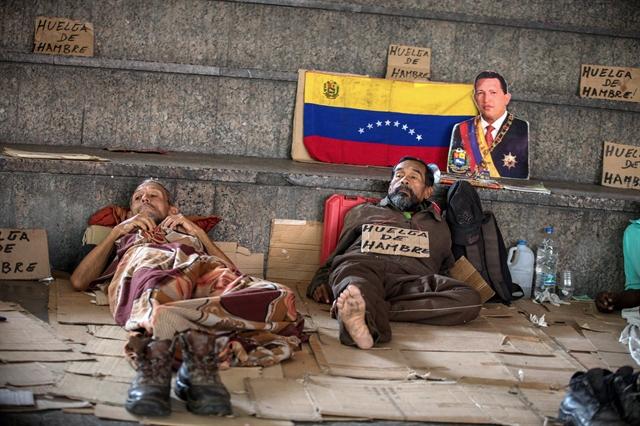 Βενεζουέλα: η μεγαλύτερη οικονομική κατάρρευση εν καιρώ ειρήνης | tovima.gr