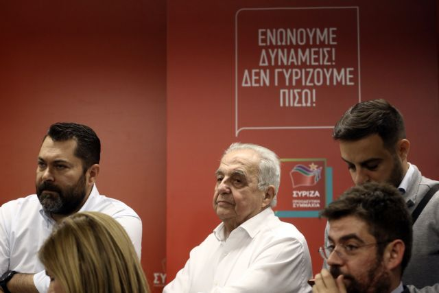 Οι Οικολόγοι ενδεχομένως να… παραιτήσουν τον Φλαμπουράρη | tovima.gr