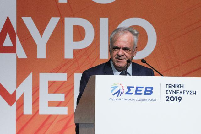 Δραγασάκης: Η ΝΔ δεν λέει πώς θα εξασφαλιστούν οι φοροελαφρύνσεις   tovima.gr