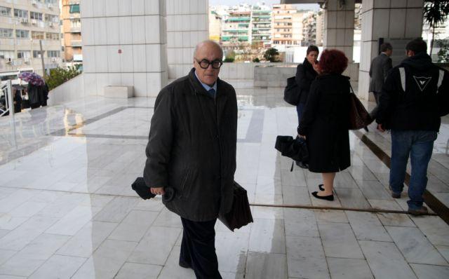 Πέθανε ο ποινικολόγος Φραγκίσκος Ραγκούσης   tovima.gr