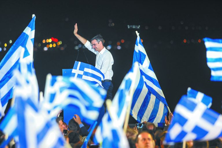 Κεντροδεξιά ή το κόμμα της εμπειρίας   tovima.gr