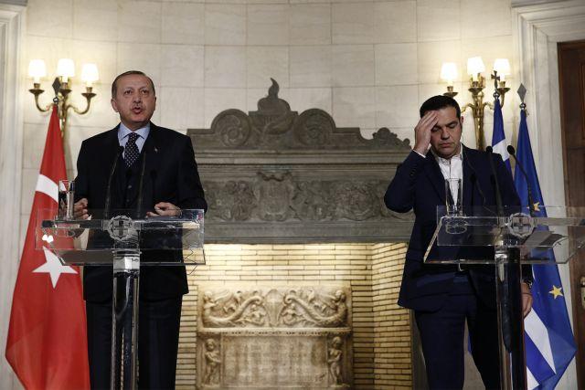 Τσίπρας – Ερντογάν: Οι φόβοι της Αθήνας και τι συγκαλύπτουν οι εκατέρωθεν δηλώσεις   tovima.gr