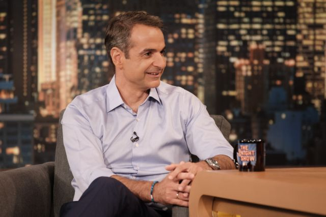 Mitsotakis: No coalition, second election if ND does not get parliamentary majority | tovima.gr