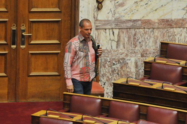 Editorial: Mr. Varoufakis was your pick, Mr. Tsipras | tovima.gr