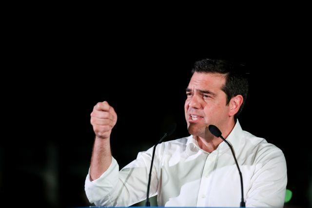 Τσίπρας: Δεν θα ξεμπερδέψουν έτσι εύκολα με την Αριστερά, με την προοδευτική παράταξη   tovima.gr