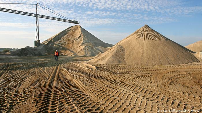 Deutsche Welle: Η άμμος είναι ο νέος χρυσός | tovima.gr