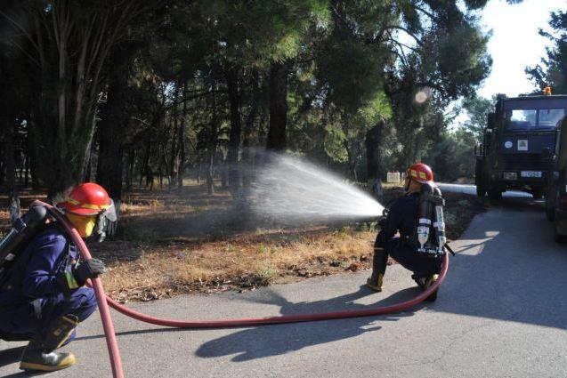 Παραμένει πολύ υψηλός ο κίνδυνος πυρκαγιάς την Πέμπτη | tovima.gr