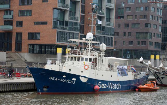 To Sea Watch αψήφησε τον Σαλβίνι και εισήλθε στα ιταλικά ύδατα κατευθυνόμενο στην Λαπεντούζα   tovima.gr